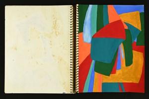 Sketchbook by Lee Wen contemporary artwork