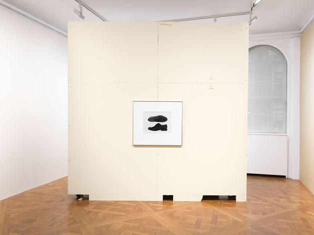 Exhibition view:Christopher Williams, Footwear (Adapted for Use), David Zwirner, 69th Street, New York (27 February–18 April 2020). Courtesy David Zwirner.