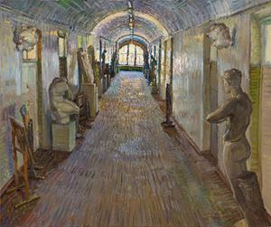 Corridor to Light by You Yong contemporary artwork