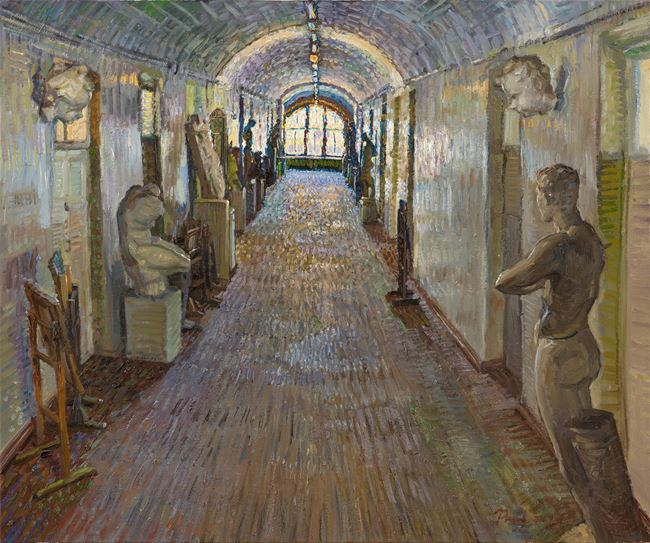 Corridor to Light by You Yong contemporary artwork