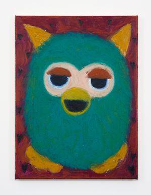 Nightmare Baby by Felix Treadwell contemporary artwork