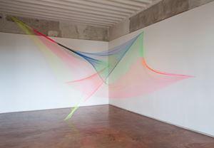 No.950 Net by Rana Begum contemporary artwork