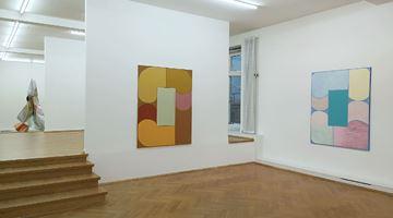 Contemporary art exhibition, Group Exhibition, Myriam Holme, Cigdem Aky, Henrik Eiben, Sophie Bouvier Ausländer at Bernhard Knaus Fine Art, Frankfurt, Germany