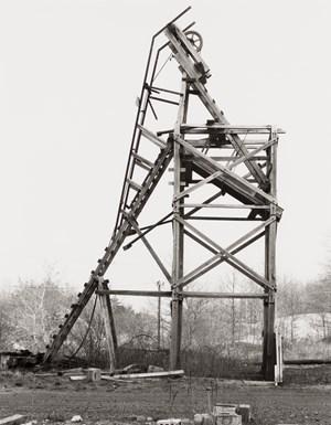 Reed & Herb Coal Co., Joliett, Schuylkill County, USA by Bernd & Hilla Becher contemporary artwork
