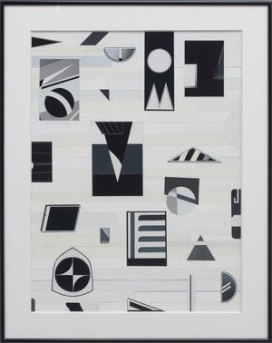 Metro Series (Bills) by Gary-Ross Pastrana contemporary artwork painting, works on paper, photography, print