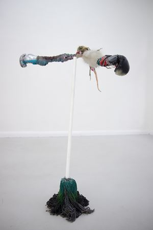 MOP BOXER by Tong Kunniao contemporary artwork