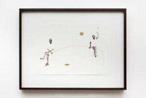 Outros ofícios: A sede do peixe by Antonio Obá contemporary artwork