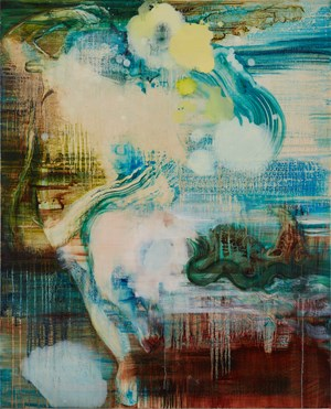 Andromeda (after Titian) by Adrienne Gaha contemporary artwork