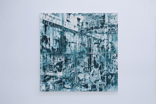 Identidad Oculta 111 by Jorge Tacla contemporary artwork