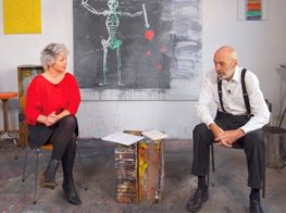 Walter Swennen in conversation with Isabelle Wéry