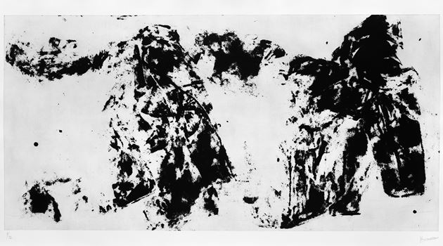 Jannis Kounellis contemporary artist