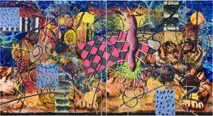 Jugendstil by David Griggs contemporary artwork
