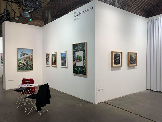 Exhibition view: Galerija Fotografija, Unseen 2021 (17–19 September 2021). Courtesy Galerija Fotografija,Ljubljana.