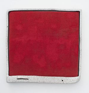 Study for Red Floors by Jake Walker contemporary artwork