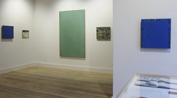 Contemporary art exhibition, Group Exhibition, Landscape: Abstract – Figurative at Galerie Albrecht, Berlin