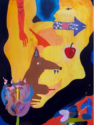 Soul Power by David Lehmann contemporary artwork