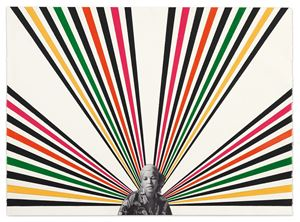 Ntozake by Rico Gatson contemporary artwork