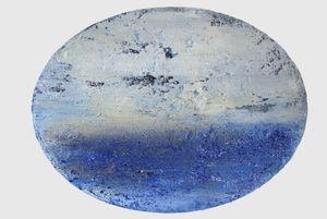Celestial Reflection by Alberto Reguera contemporary artwork