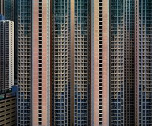 Architecture of Density #20 by Michael Wolf contemporary artwork