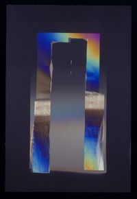 Mirage Work AAAAA92 by Larry Bell contemporary artwork mixed media