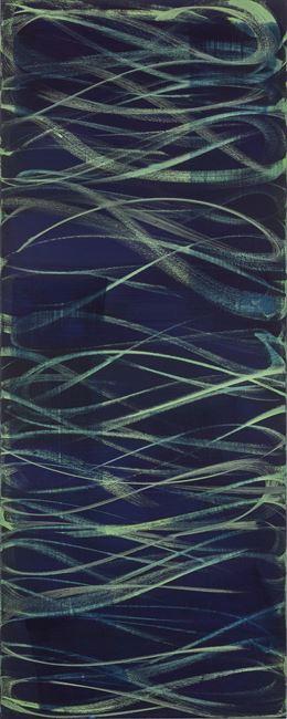 Unendlich, Selbst abtauchend by Claudia Hirtl contemporary artwork