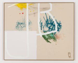 Untitled (James Bond, Justin Bieber, Jenny Brosinski....) by Jenny Brosinski contemporary artwork