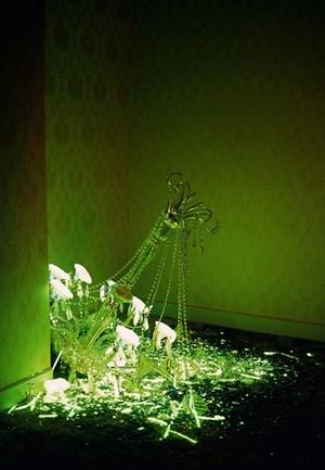 Everything Illuminates No.10 by Jiang Pengyi contemporary artwork
