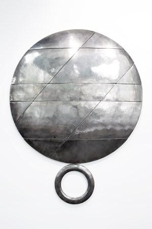 Zum schwarzen Ferkel 2 by Rosemarie Trockel contemporary artwork