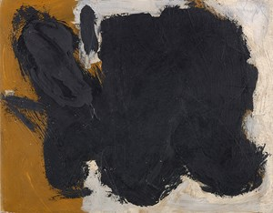 Two Figures No.12 by Robert Motherwell contemporary artwork