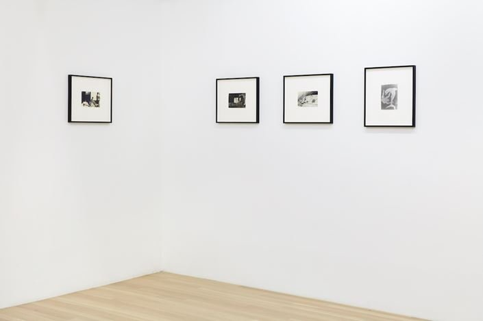 Exhibition view: Alvin Baltrop, At the Hudson River Piers, selected by Douglas Crimp, Galerie Buchholz, New York (29 June–19 August 2017). Courtesy Galerie Buchholz.