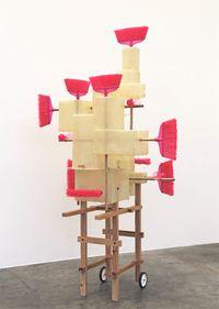 De Los Pobres by Richard Reddaway contemporary artwork sculpture