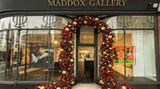Contemporary art exhibition, Group Exhibition, Maddox Gallery | Five at Maddox Gallery, Westbourne Grove, London, United Kingdom