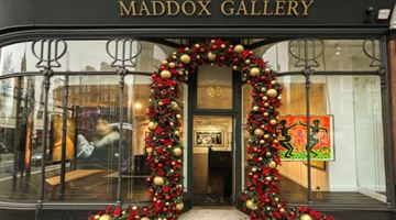 Contemporary art exhibition, Group Exhibition, Maddox Gallery | Five at Maddox Gallery, Westbourne Grove, London
