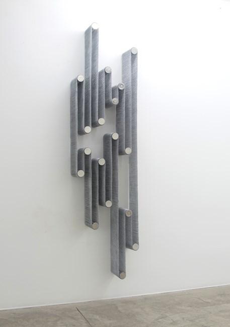 Wall River by Artur Lescher contemporary artwork