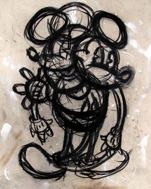 Taipei Mickey by George Morton-Clark contemporary artwork