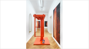 Contemporary art exhibition, Anne Imhof, Imagine at Galerie Buchholz, Berlin