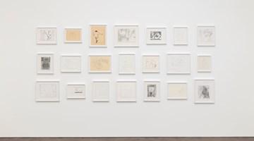 Contemporary art exhibition, Joe Bradley, Day World at Gagosian, Grosvenor Hill, London