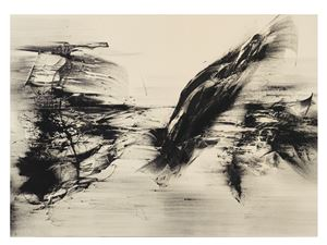 Time Is The Essence I by Yang Chihung contemporary artwork