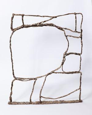 A harp by Teelah George contemporary artwork