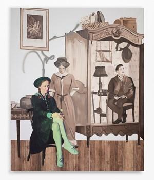 Zofia Stonybroke by Paulina Olowska contemporary artwork