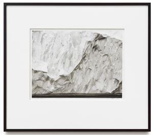 Study of Killer Iceberg by Robert Longo contemporary artwork