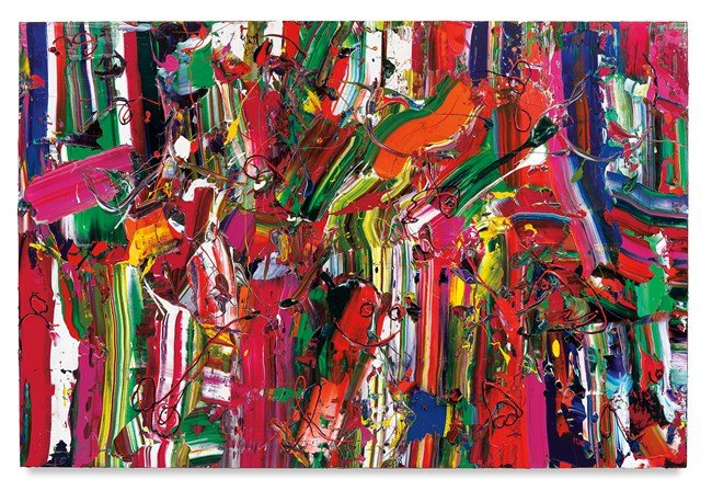 Paint Station by Michael Reafsnyder contemporary artwork