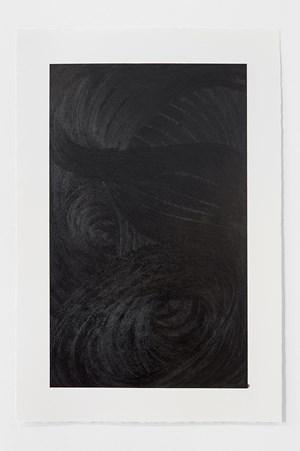 Black Landscape II by Magda Delgado contemporary artwork