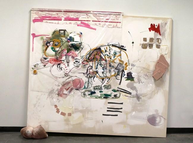Keep It 100 by Carmen Neely contemporary artwork