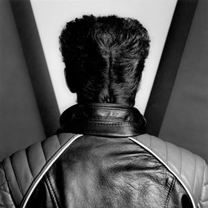 Self Portrait by Robert Mapplethorpe contemporary artwork