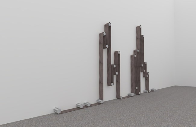 Rio máquina by Artur Lescher contemporary artwork