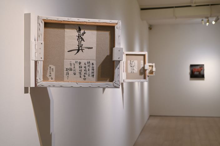 Exhibition view: Lin Ju, Flowing Reformation 九節拂風, Tina Keng Gallery, Taipei (24 August–6 October 2019). Courtesy Tina Keng Gallery.