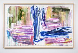 Torrent by Gretchen Albrecht contemporary artwork