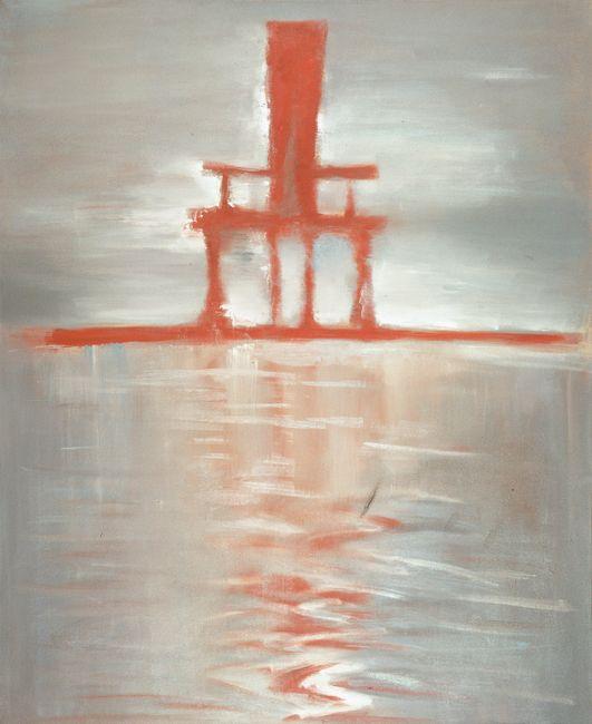 Glory - Solitary Island by Mao Xuhui contemporary artwork