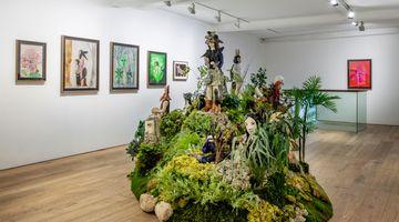 Contemporary art exhibition, Klara Kristalova, Soft Parade at Perrotin, Seoul